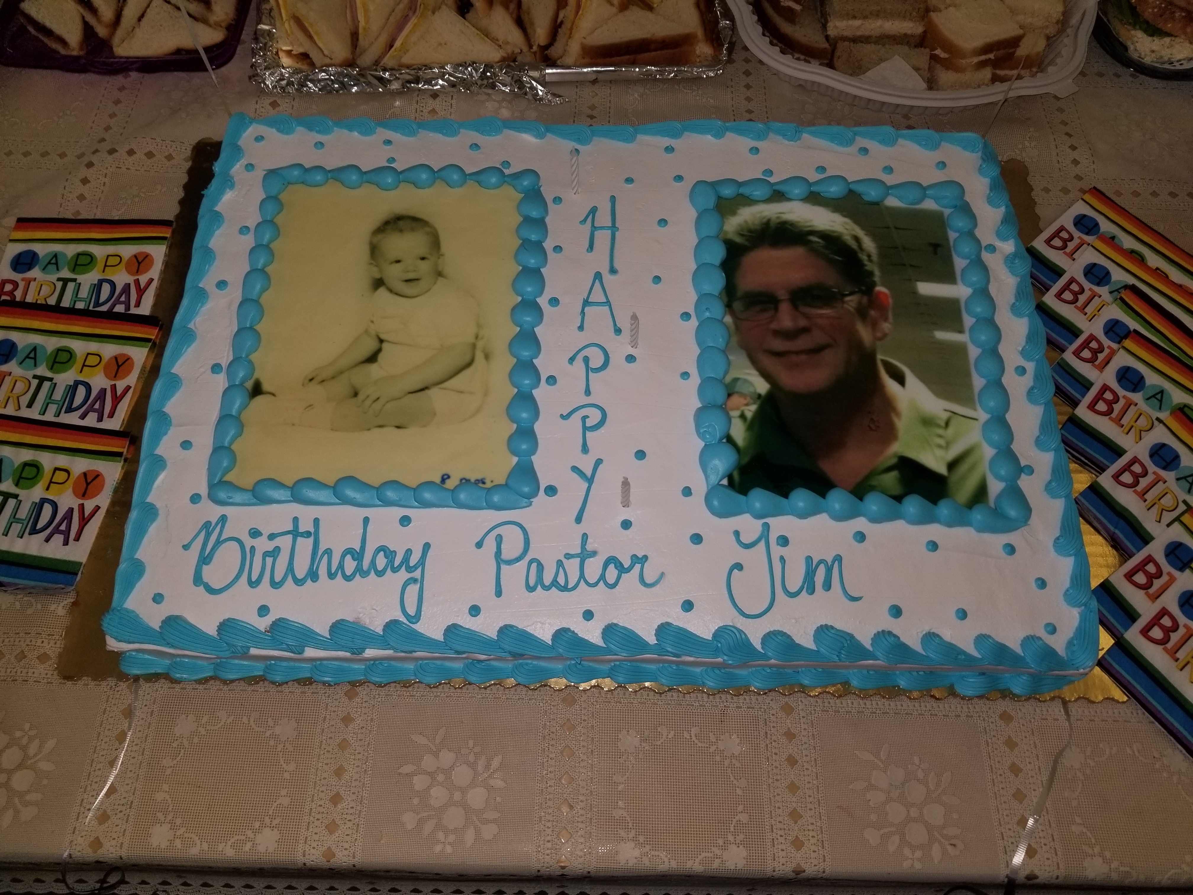 Birthday Wishes For Pastor Jim